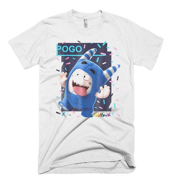 b50c43617572 Christmas With Oddbods Kids T-Shirt TShirt Short Sleeve Crew Neck Girls  Soft M